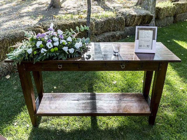 La boda de Jose Luis y Eva en Saelices, Cuenca 21