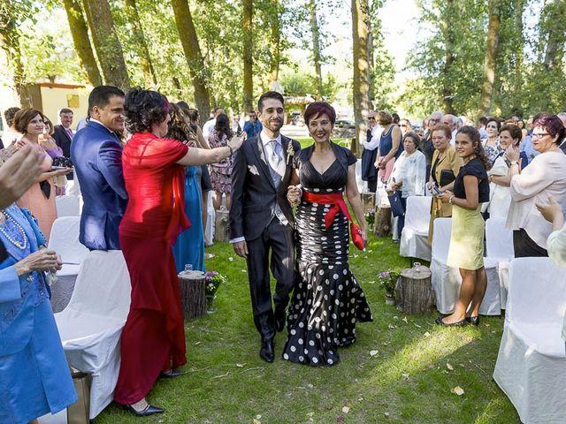 La boda de Jose Luis y Eva en Saelices, Cuenca 23