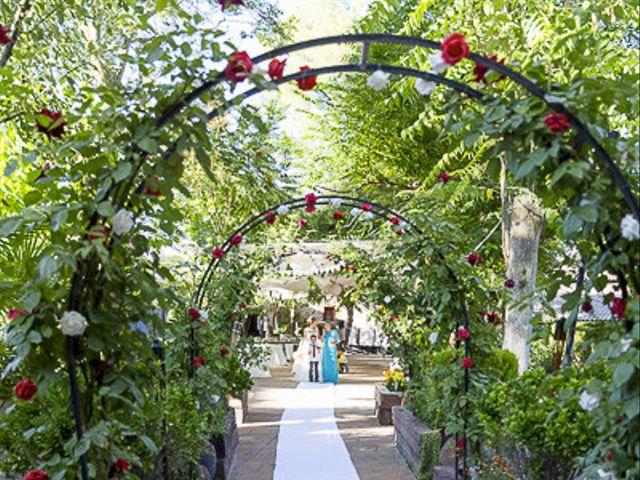 La boda de Jose Luis y Eva en Saelices, Cuenca 24