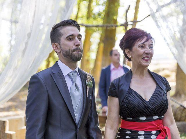 La boda de Jose Luis y Eva en Saelices, Cuenca 26