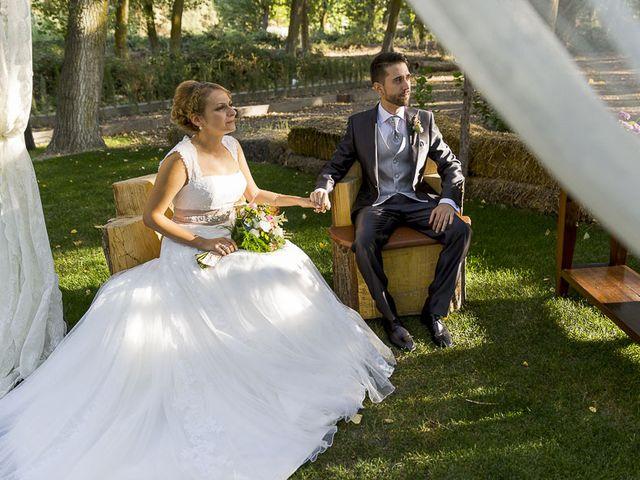 La boda de Jose Luis y Eva en Saelices, Cuenca 27