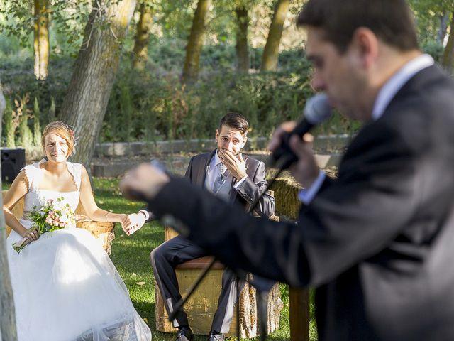 La boda de Jose Luis y Eva en Saelices, Cuenca 29