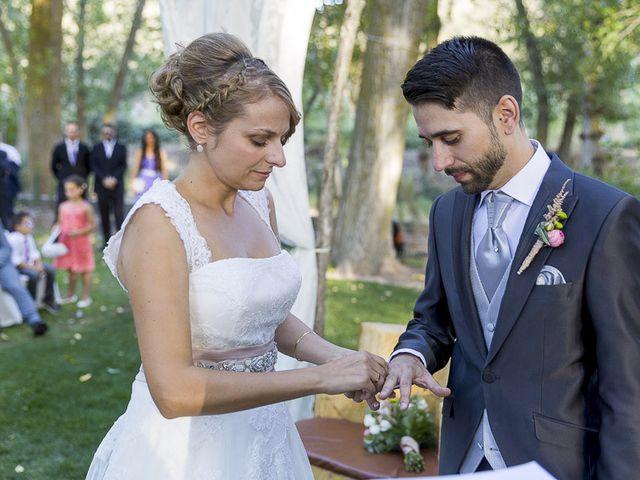 La boda de Jose Luis y Eva en Saelices, Cuenca 33