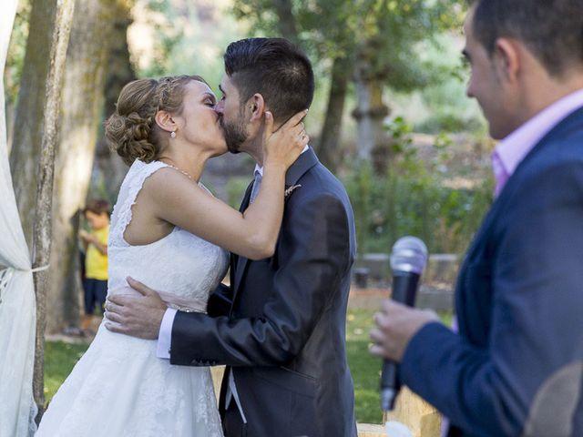 La boda de Jose Luis y Eva en Saelices, Cuenca 34