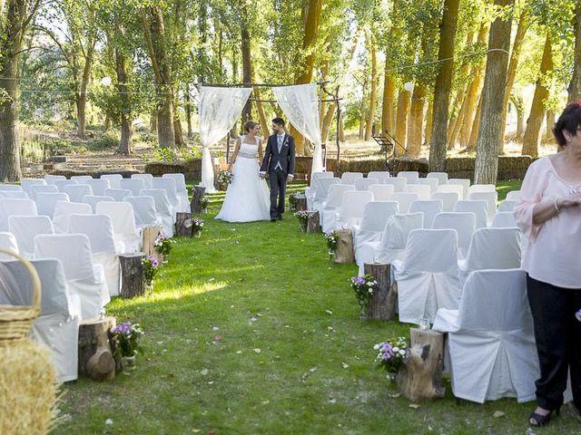 La boda de Jose Luis y Eva en Saelices, Cuenca 36