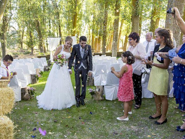 La boda de Jose Luis y Eva en Saelices, Cuenca 37