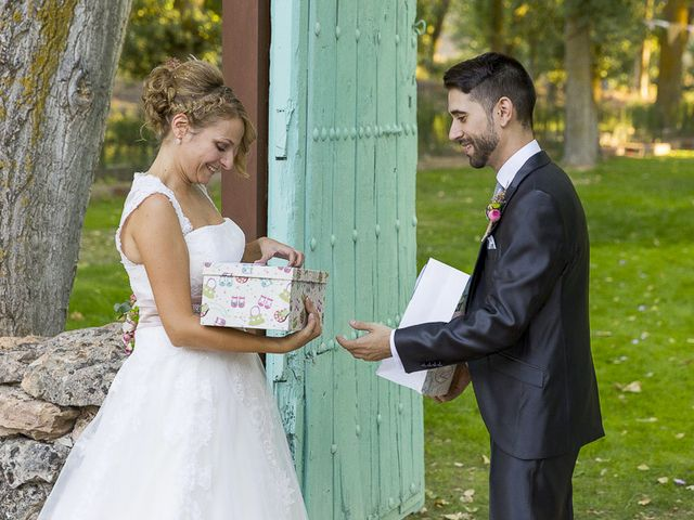 La boda de Jose Luis y Eva en Saelices, Cuenca 39