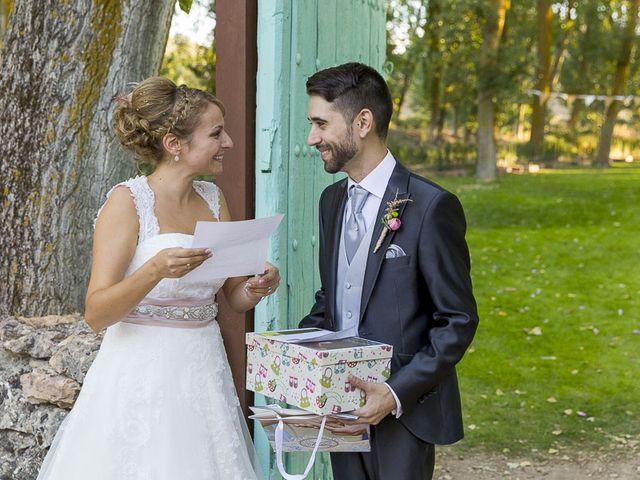 La boda de Jose Luis y Eva en Saelices, Cuenca 40