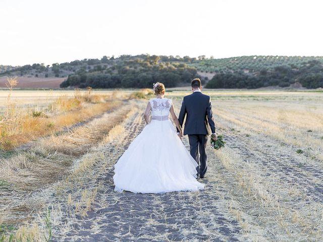La boda de Jose Luis y Eva en Saelices, Cuenca 42