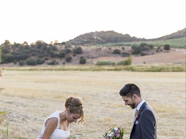 La boda de Jose Luis y Eva en Saelices, Cuenca 46
