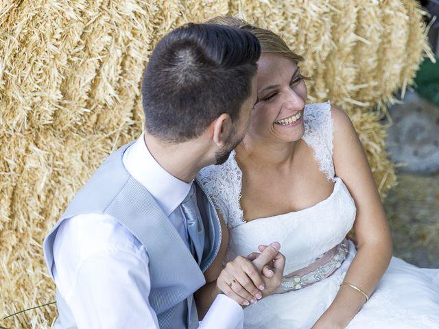 La boda de Jose Luis y Eva en Saelices, Cuenca 51