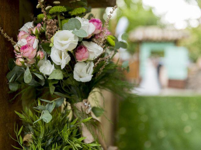 La boda de Jose Luis y Eva en Saelices, Cuenca 55