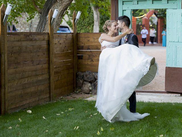 La boda de Jose Luis y Eva en Saelices, Cuenca 56