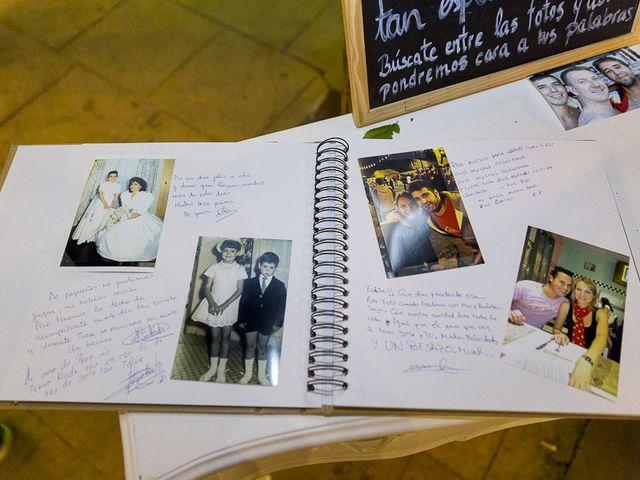 La boda de Jose Luis y Eva en Saelices, Cuenca 62