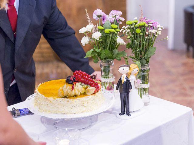La boda de Jose Luis y Eva en Saelices, Cuenca 65