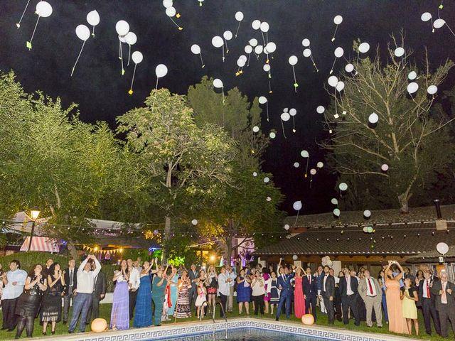 La boda de Jose Luis y Eva en Saelices, Cuenca 69