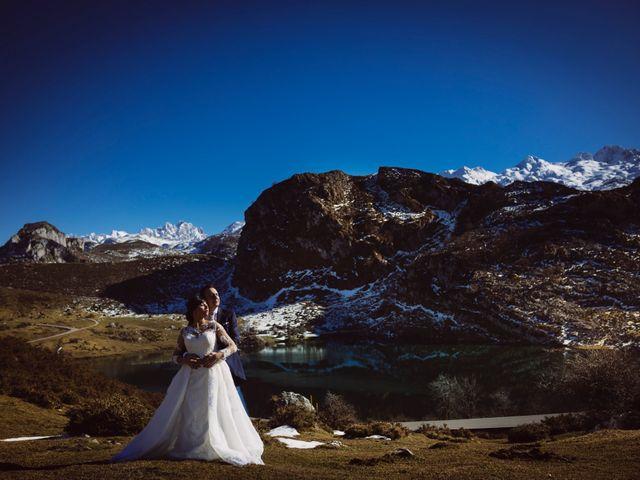La boda de Jaime y Rosalia en Oviedo, Asturias 29