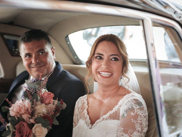 La boda de Juanfri y Miryam en Sevilla, Sevilla 22