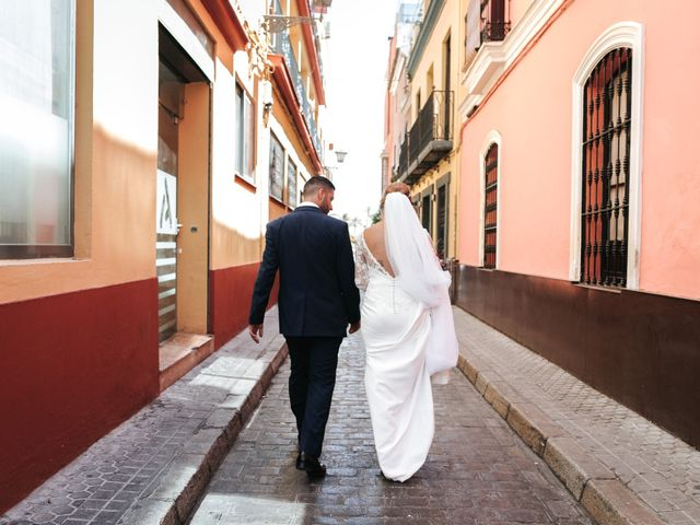 La boda de Juanfri y Miryam en Sevilla, Sevilla 27