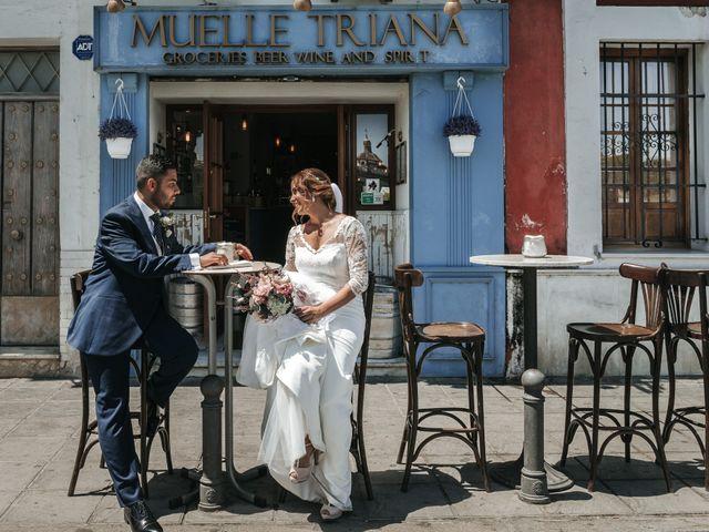 La boda de Juanfri y Miryam en Sevilla, Sevilla 29