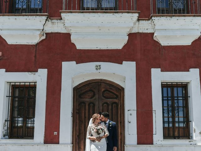 La boda de Juanfri y Miryam en Sevilla, Sevilla 32