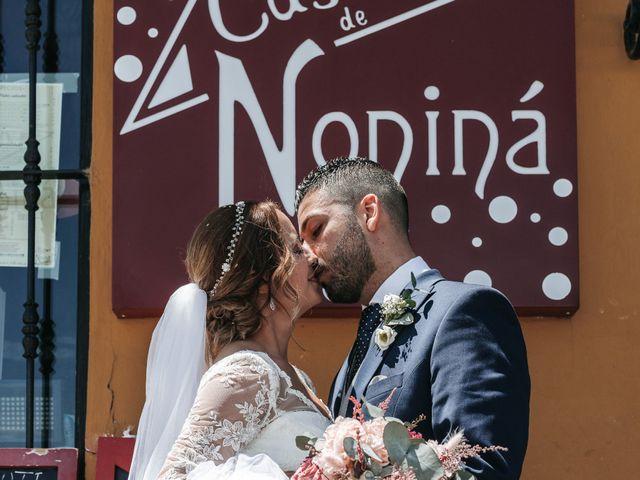 La boda de Juanfri y Miryam en Sevilla, Sevilla 33