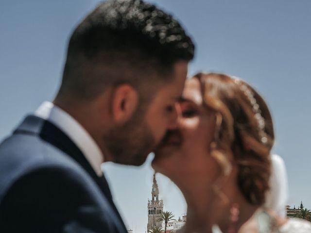 La boda de Juanfri y Miryam en Sevilla, Sevilla 34