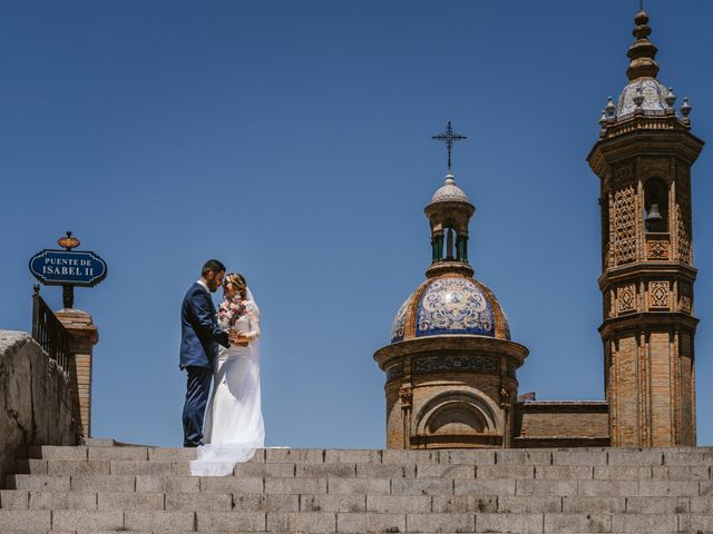 La boda de Juanfri y Miryam en Sevilla, Sevilla 37