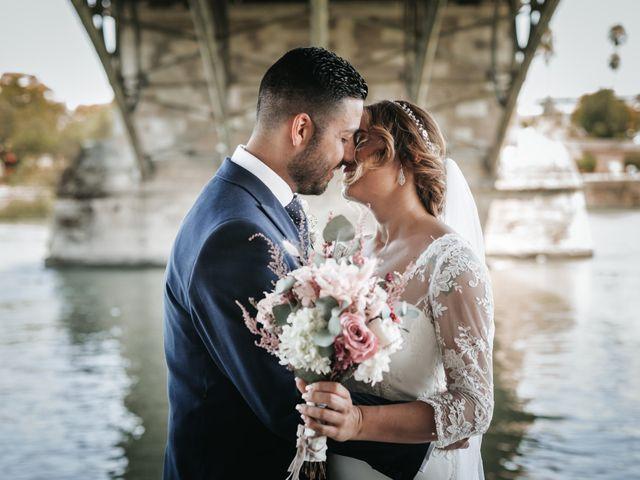 La boda de Juanfri y Miryam en Sevilla, Sevilla 38
