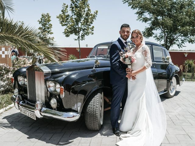 La boda de Juanfri y Miryam en Sevilla, Sevilla 48