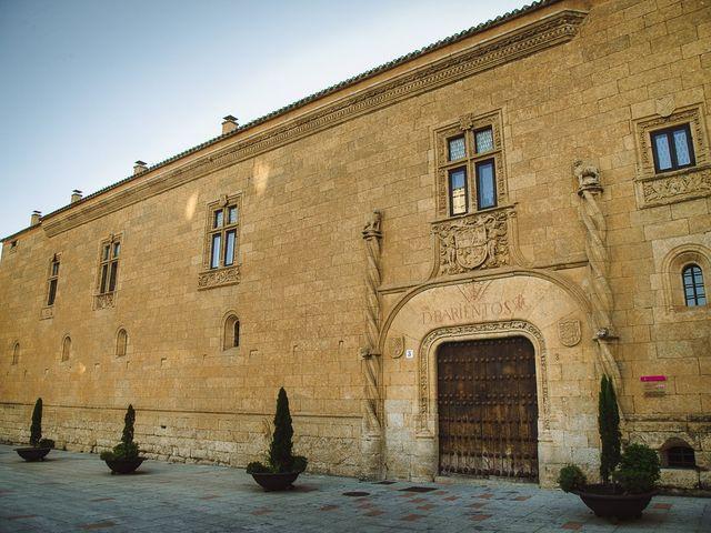 La boda de Carlos y Nerea en Ciudad Rodrigo, Salamanca 1
