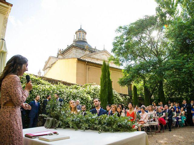La boda de Carlos y Nerea en Ciudad Rodrigo, Salamanca 30