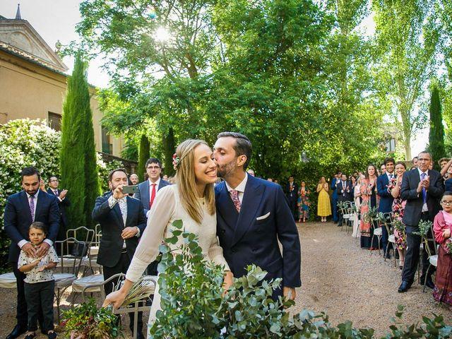 La boda de Carlos y Nerea en Ciudad Rodrigo, Salamanca 43