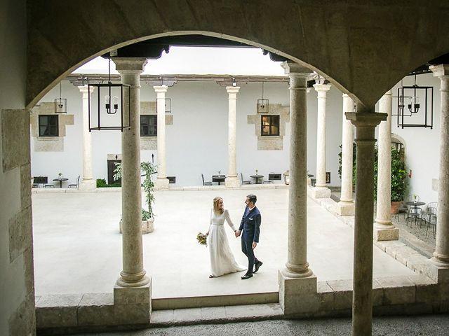 La boda de Carlos y Nerea en Ciudad Rodrigo, Salamanca 59