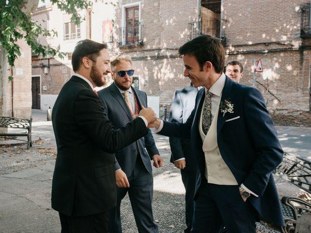 La boda de Alfonso y Irene en Pueblo Los Cerralbos, Toledo 55