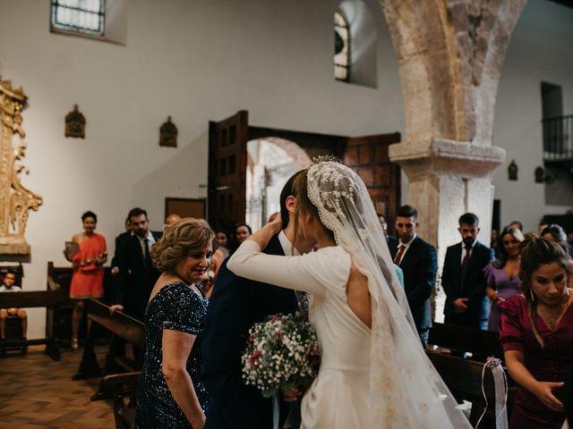 La boda de Alfonso y Irene en Pueblo Los Cerralbos, Toledo 61