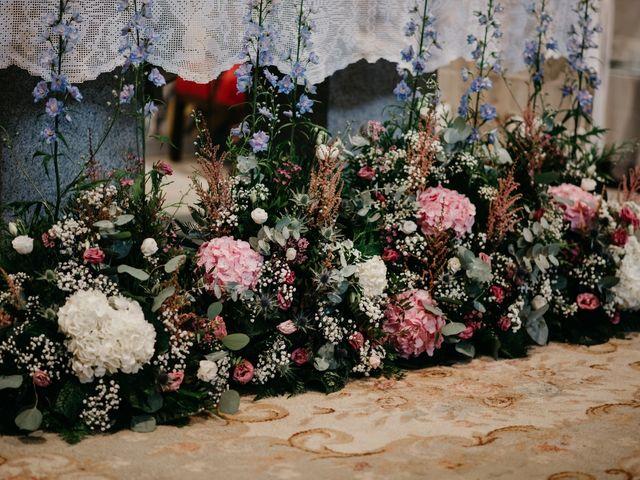La boda de Alfonso y Irene en Pueblo Los Cerralbos, Toledo 76