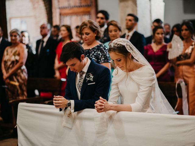 La boda de Alfonso y Irene en Pueblo Los Cerralbos, Toledo 77
