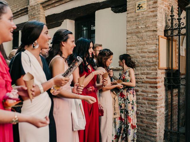 La boda de Alfonso y Irene en Pueblo Los Cerralbos, Toledo 83