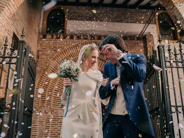La boda de Alfonso y Irene en Pueblo Los Cerralbos, Toledo 85