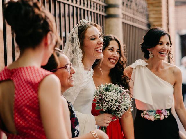 La boda de Alfonso y Irene en Pueblo Los Cerralbos, Toledo 88