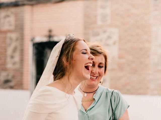 La boda de Alfonso y Irene en Pueblo Los Cerralbos, Toledo 90