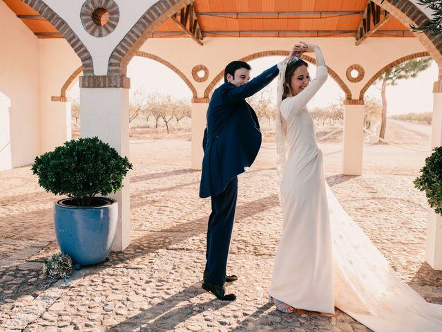 La boda de Alfonso y Irene en Pueblo Los Cerralbos, Toledo 92