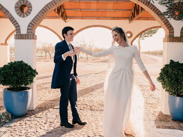 La boda de Alfonso y Irene en Pueblo Los Cerralbos, Toledo 93
