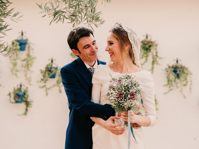 La boda de Alfonso y Irene en Pueblo Los Cerralbos, Toledo 97