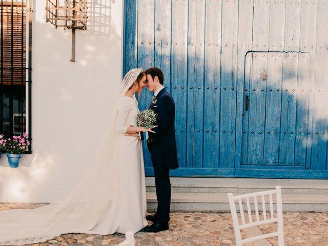 La boda de Alfonso y Irene en Pueblo Los Cerralbos, Toledo 101