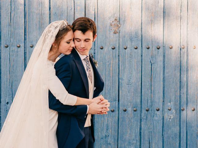 La boda de Alfonso y Irene en Pueblo Los Cerralbos, Toledo 104