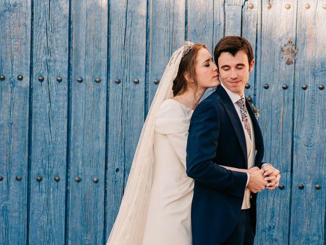 La boda de Alfonso y Irene en Pueblo Los Cerralbos, Toledo 105