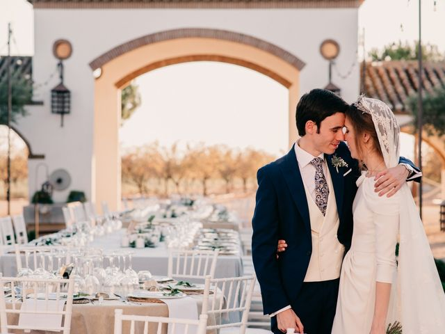 La boda de Alfonso y Irene en Pueblo Los Cerralbos, Toledo 107