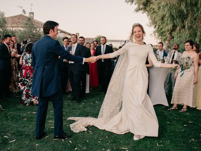 La boda de Alfonso y Irene en Pueblo Los Cerralbos, Toledo 125
